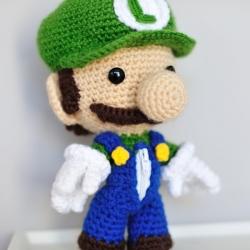 Luigi sackboy amigurumi craftgawker luigi sackboy amigurumi dt1010fo