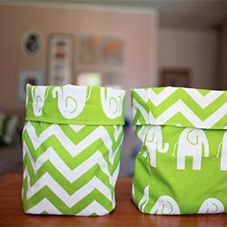 ... DIY Reversible Fabric Box & fabric organization gallery | craftgawker Aboutintivar.Com