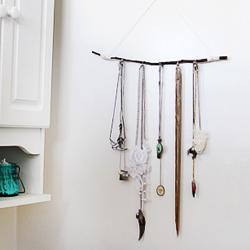 Diy Jewelry Holder Tutorial Craftgawker