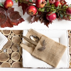 Country Chic Table Setting u2026 & country table settings u2013 Loris Decoration