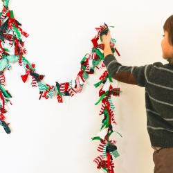 Diy Vintage Christmas Garland Craftgawker