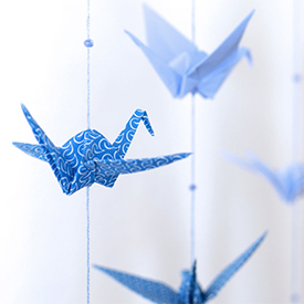 Origami for Fun! Origami Paper How to make Origami, crane, angle ... | 275x275