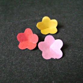 Diy Easy 3d Flower Tutorial Craftgawker