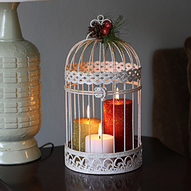 Bird Cage Gallery Craftgawker