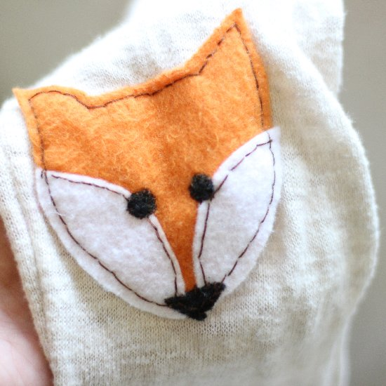 Elbow patches gallery craftgawker fox felt elbow patch tutorial maxwellsz