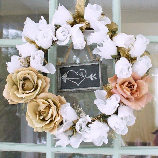 Valentine S Day Wreath
