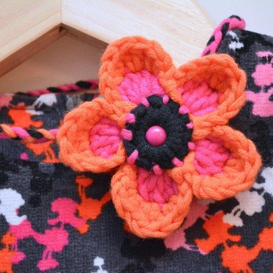 Idea ivana no weaving in ends crochet flower headband mightylinksfo
