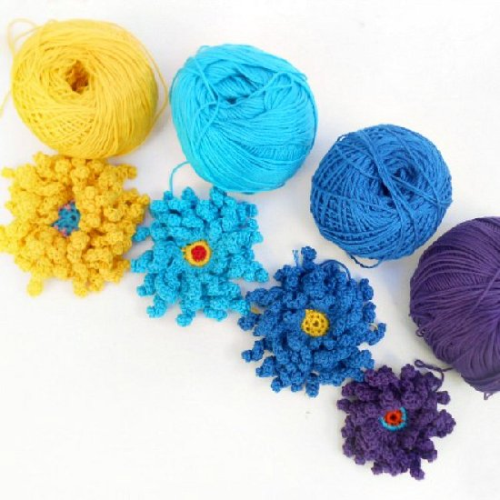200788e68dc search results for  crochet flowers
