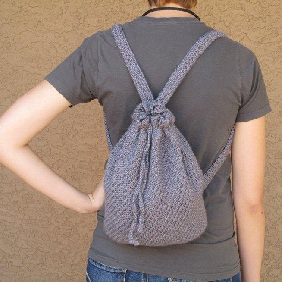 Crochet Boho Backpack Pattern Craftgawker