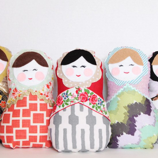 Nesting Doll Gallery