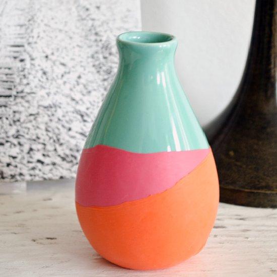 Diy Painted Vase Craftgawker