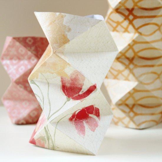 Paper Vase Gallery Craftgawker
