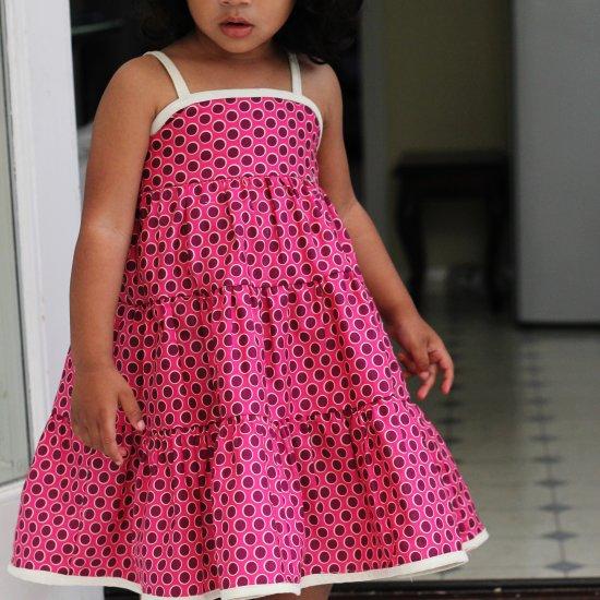 Free summer dress patterns for kids