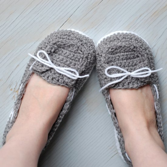 Womens boat shoes crochet pattern craftgawker womens boat shoes crochet pattern dt1010fo