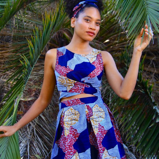 Pleated Gallery Craftgawker Impressive African Dress Patterns For Sewing