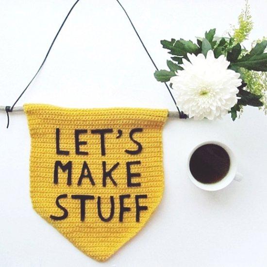 Let S Make Stuff Banner Craftgawker