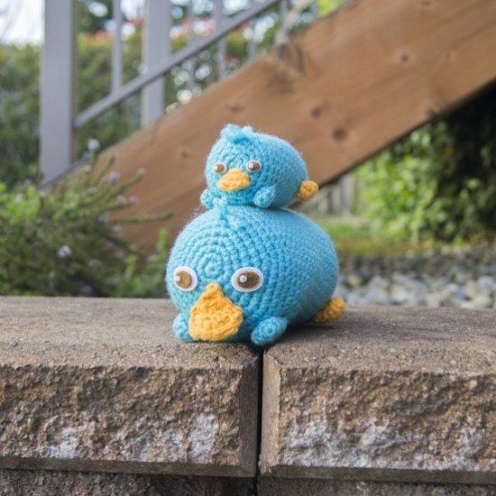 Tsum Tsum donald daisy | Crochê disney, Bichinhos de croche ... | 550x550