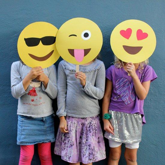 Image result for kids emoji masks crafts