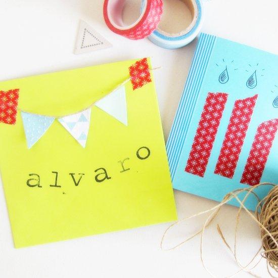 Easy And Fast Happy Birthday Card Craftgawker
