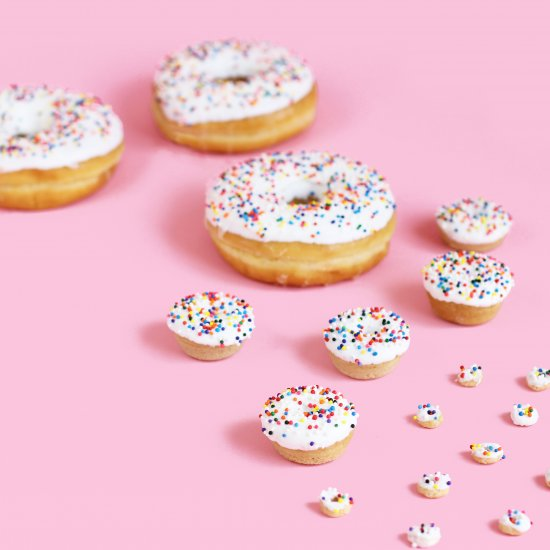 Donuts on Donuts on Donuts