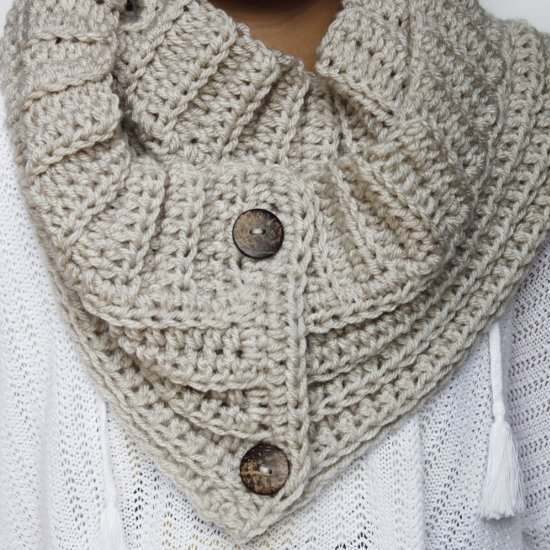 search results for \'crochet cowl\' | craftgawker - page 3