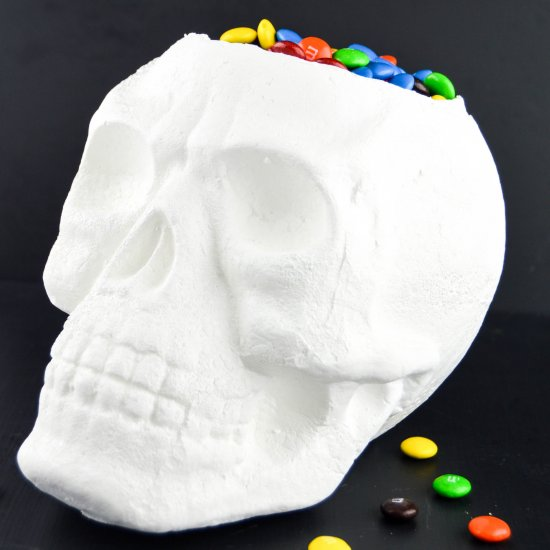email skull candy bowl - Halloween Skulls Pictures