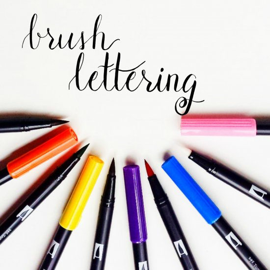 Beginner s guide to brush lettering craft gawker