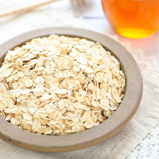 diy oats and honey face mask | craftgawker