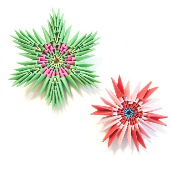 Origami Snowflakes Gallery Craftgawker