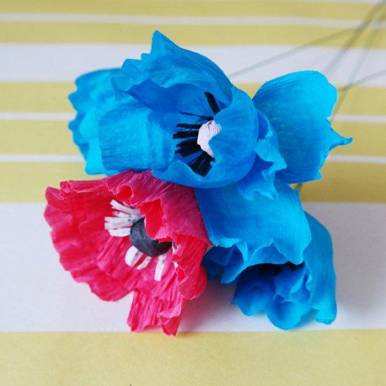 Diy Crepe Paper Flowers Craftgawker