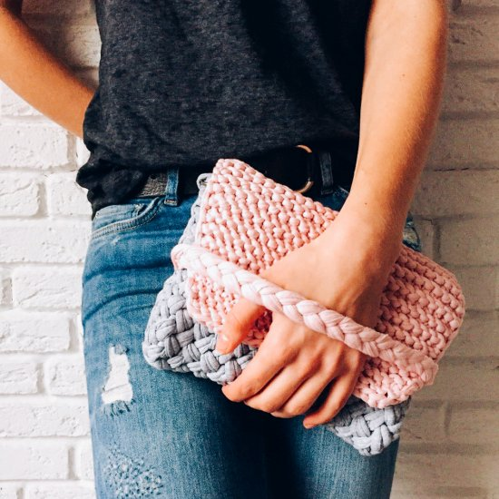 T shirt yarn gallery craftgawker email knitted clutch dt1010fo