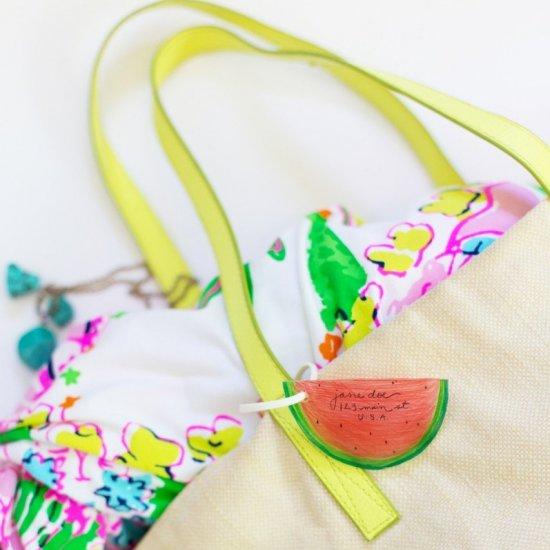 shrink wrap bikini