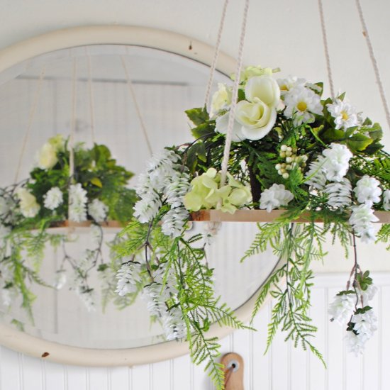 Search results for chandelier craftgawker page 2 floral chandelier aloadofball Image collections