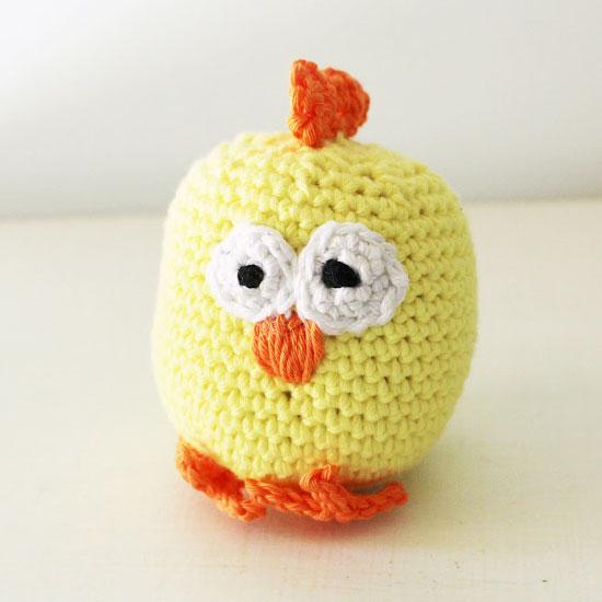 Crochet Chicken Pattern Craftgawker