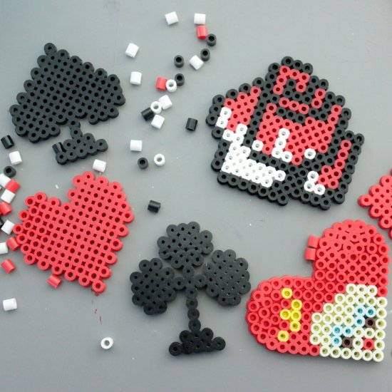 perler beads gallery   craftgawker