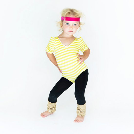 ... Jane Fonda Halloween Costume  sc 1 st  Craftgawker & jane fonda halloween costume | craftgawker