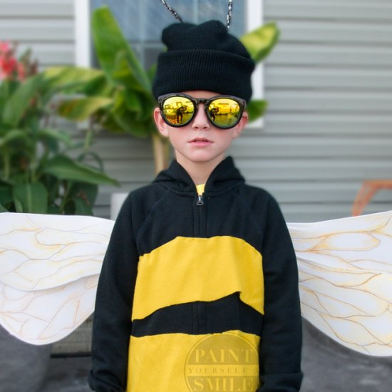 ... Easy Bumble Bee Costume  sc 1 st  Craftgawker & easy bumble bee costume | craftgawker