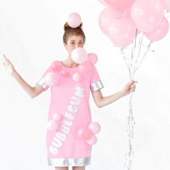 Diy Bubblegum Costume Craftgawker