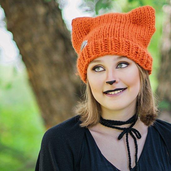 Fox Halloween Makeup Tutorial Craftgawker - Fox-makeup