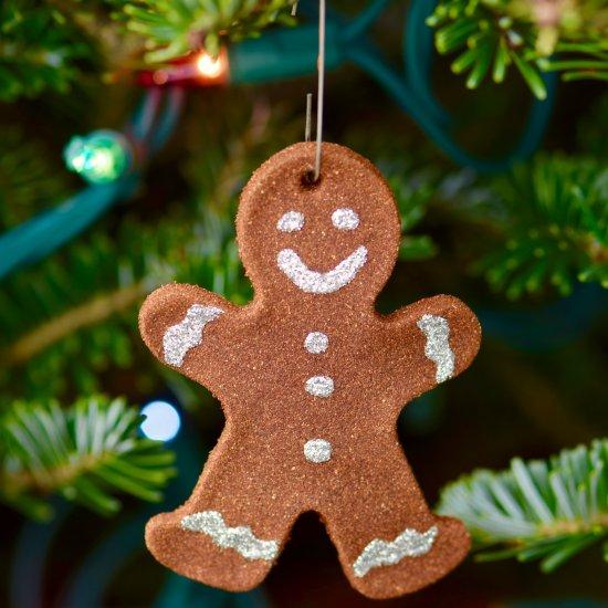 ... Gingerbread Man Christmas Ornaments - Gingerbread Man Christmas Ornaments Craftgawker