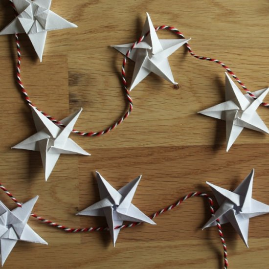 Search Results For Origami Stars Craftgawker