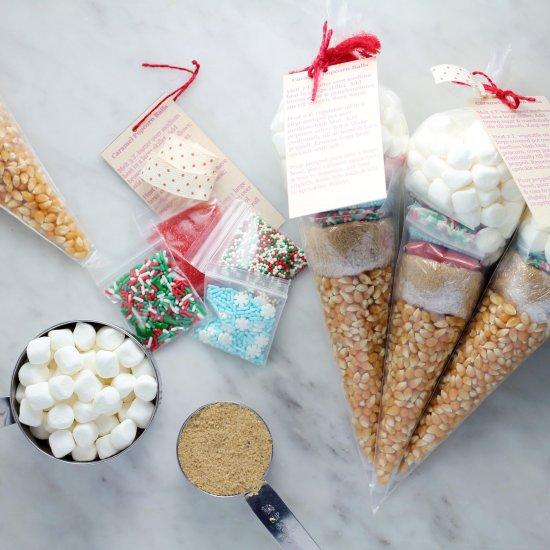 Popcorn Ball Kits