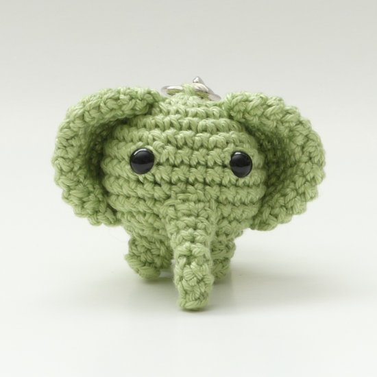 Amigurumi Elephant and balloon. Amigurumi Elephant and flower ... | 550x550