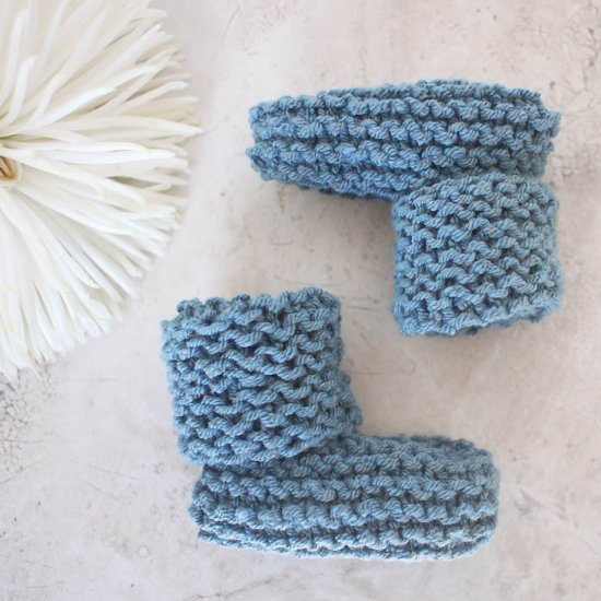 Baby Booties Gallery Craftgawker