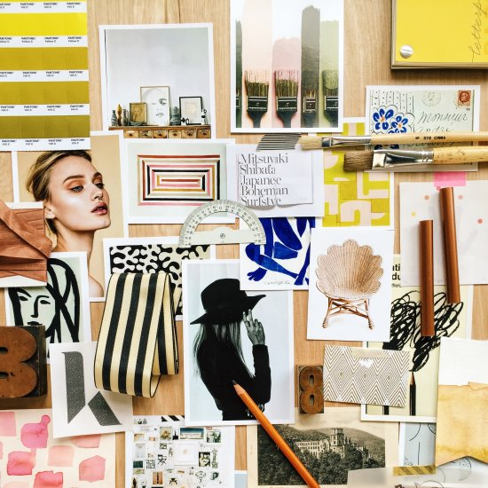 How to make a style board