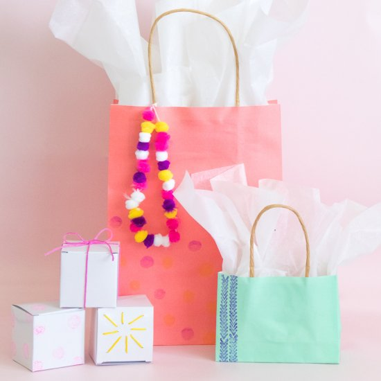 Mother's Day Gift Wrap