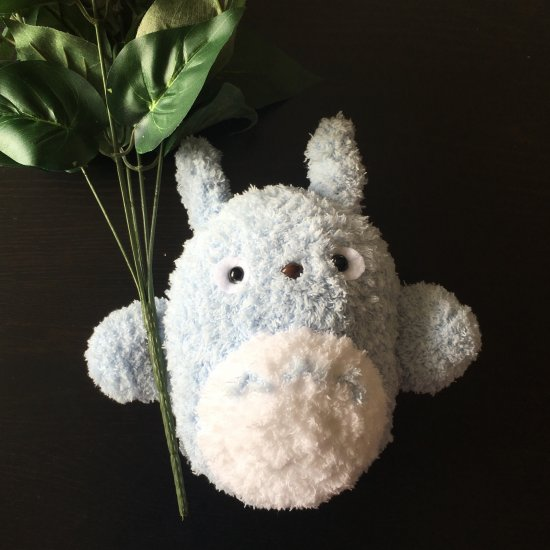 Crochet Totoro Amigurumi - Baby & Kids - For Who - Personalised ... | 550x550