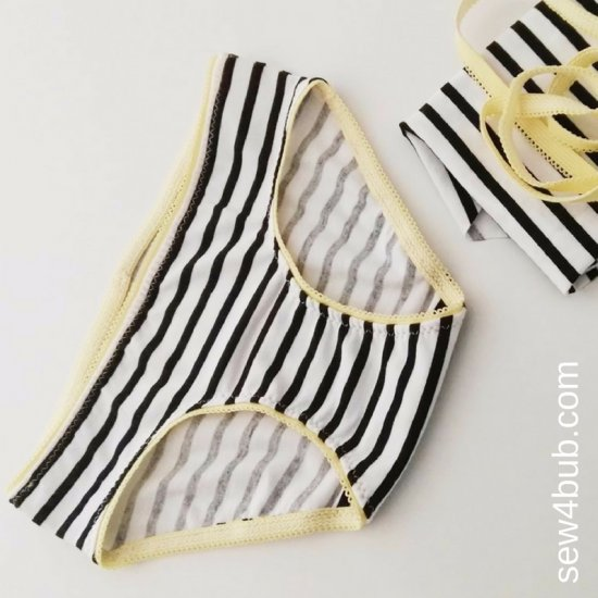 Sew Kids Knickers   Free Pattern
