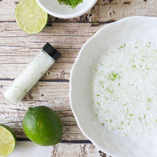 Coconut Lime Bath Soak