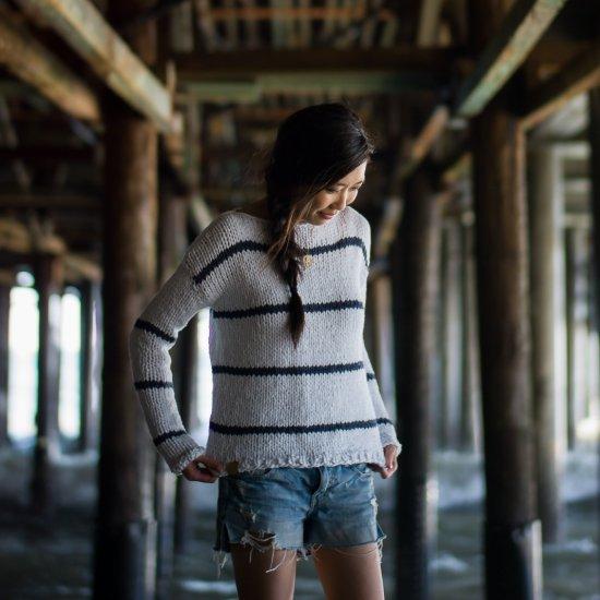 Sea Breeze Sweater